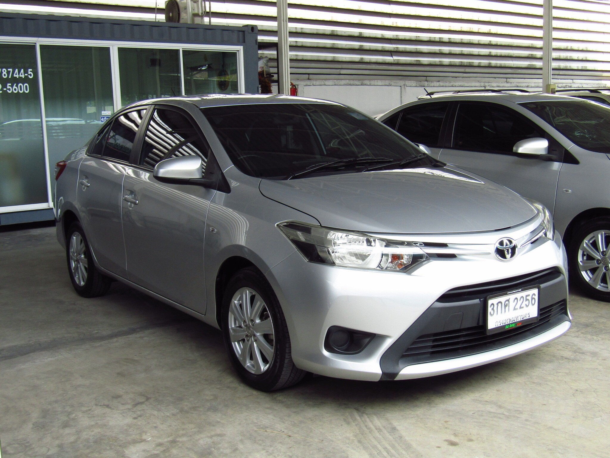 Toyota Vios 1.5 E (86,xxx)  AT Sedan