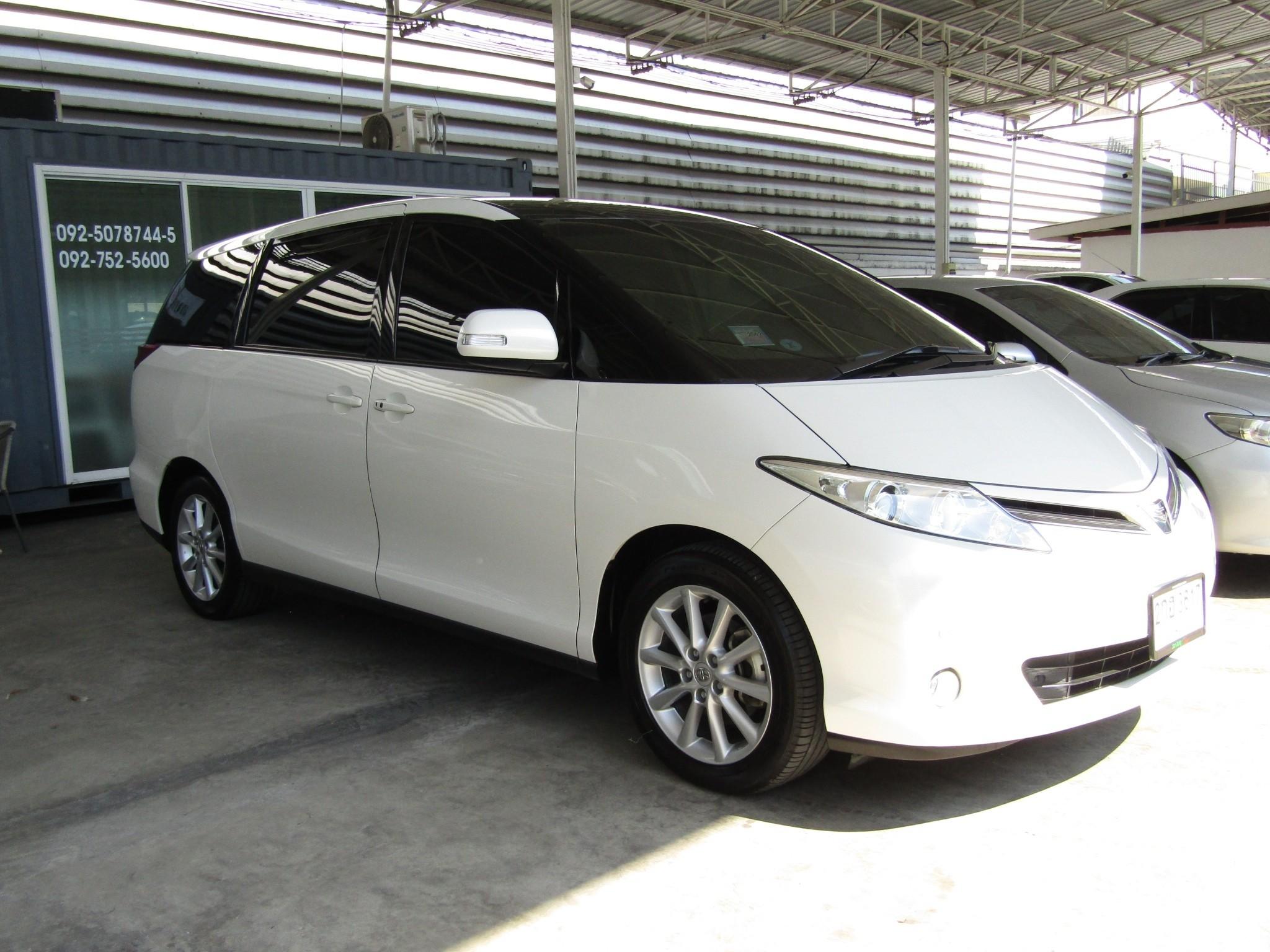 Toyota Estima (119,xxx)  2.4 G AT Wagon