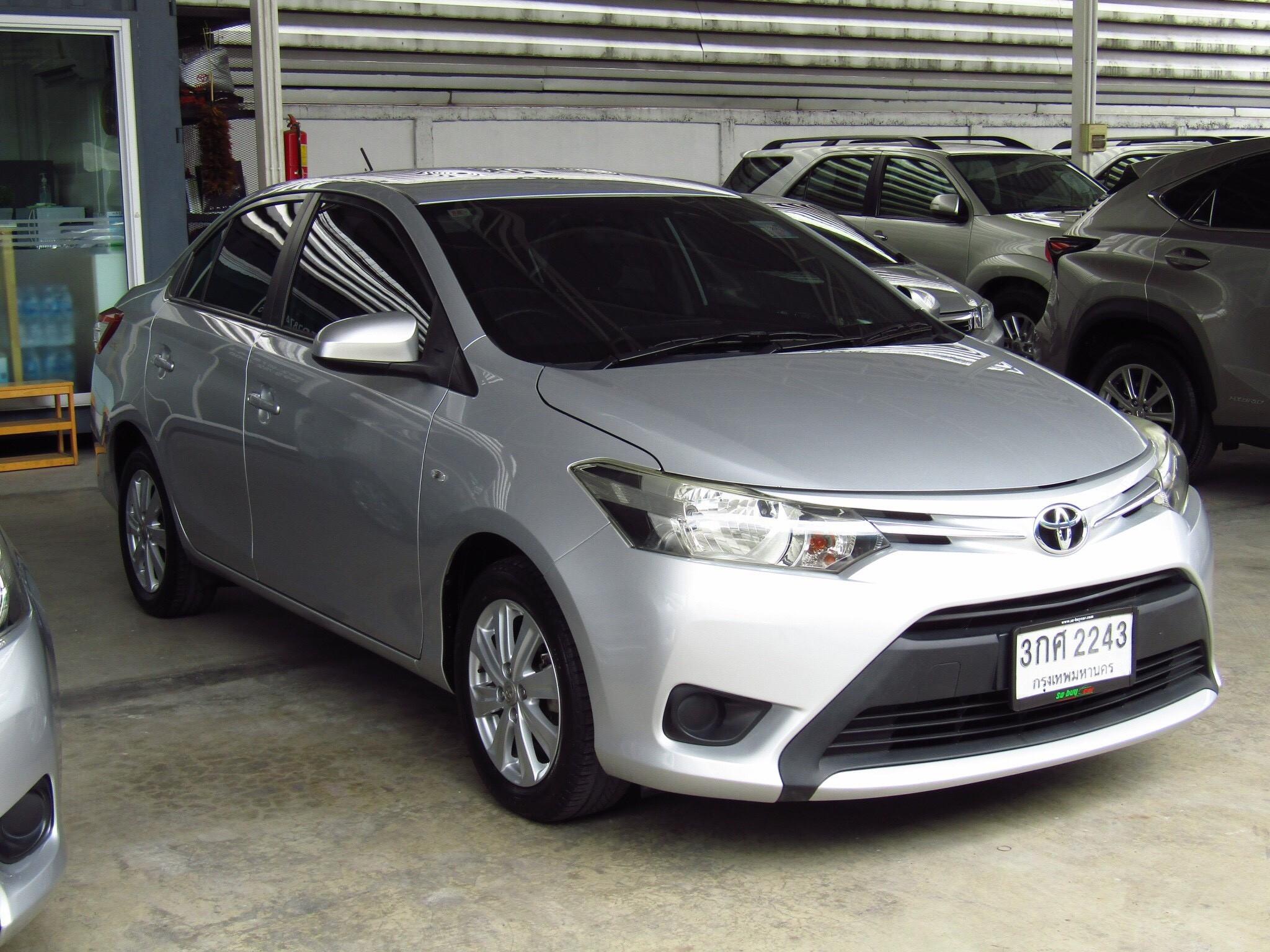 Toyota Vios 1.5 E (75,xxx)  AT Sedan