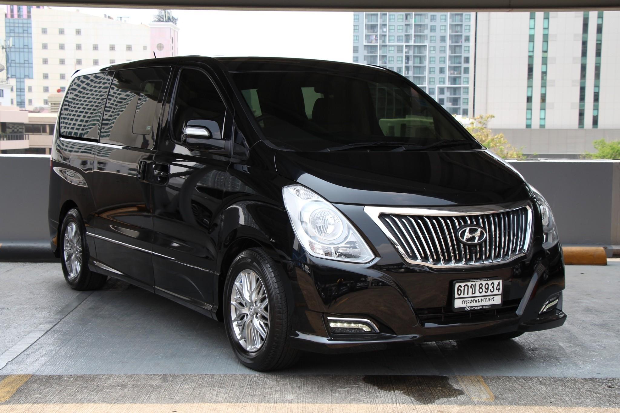 Hyundai Grand Starex (41,xxx) 2.5 VIP Wagon