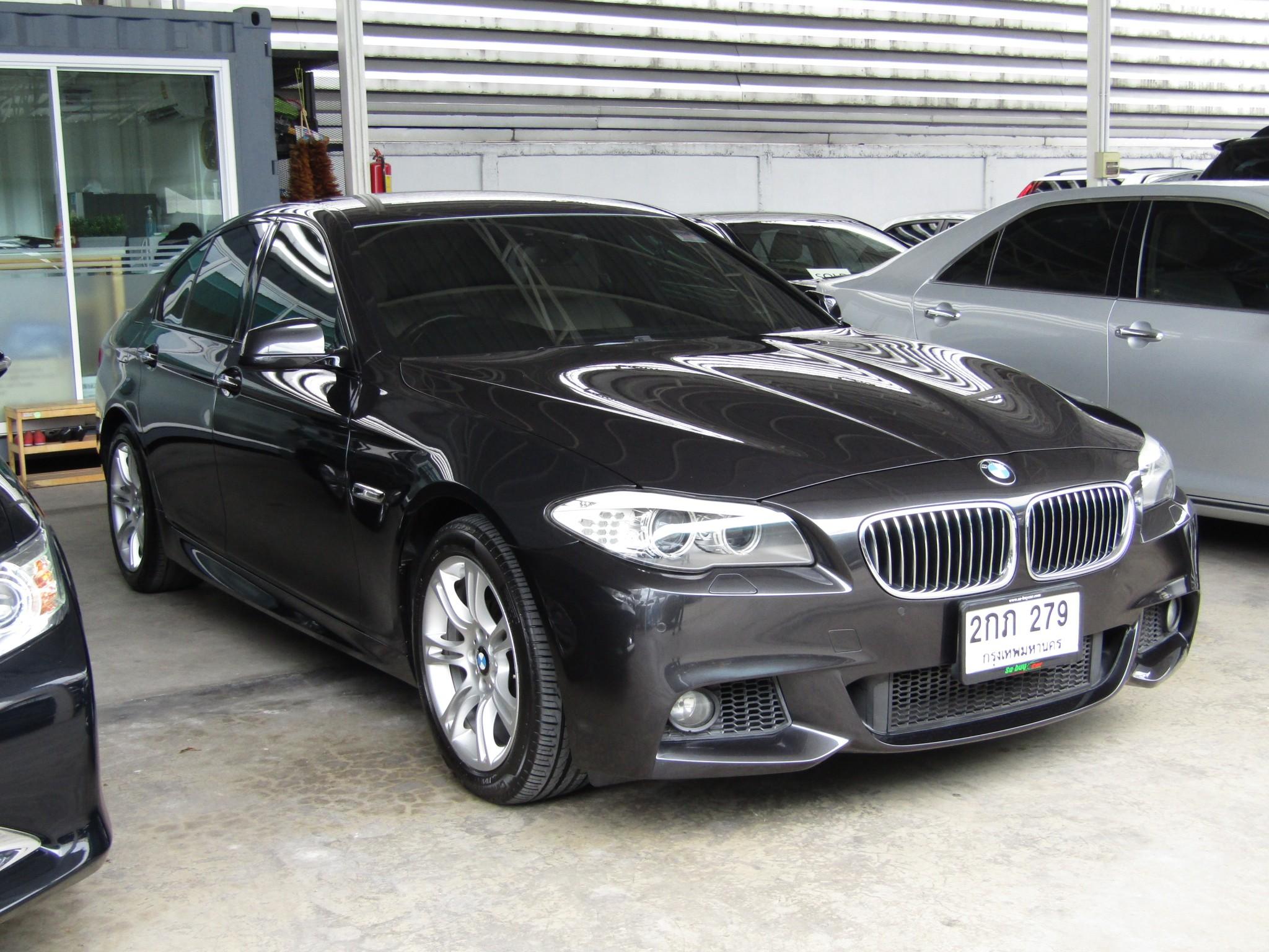 BMW 528i A SPORT F10 (124,xxx) Sedan AT
