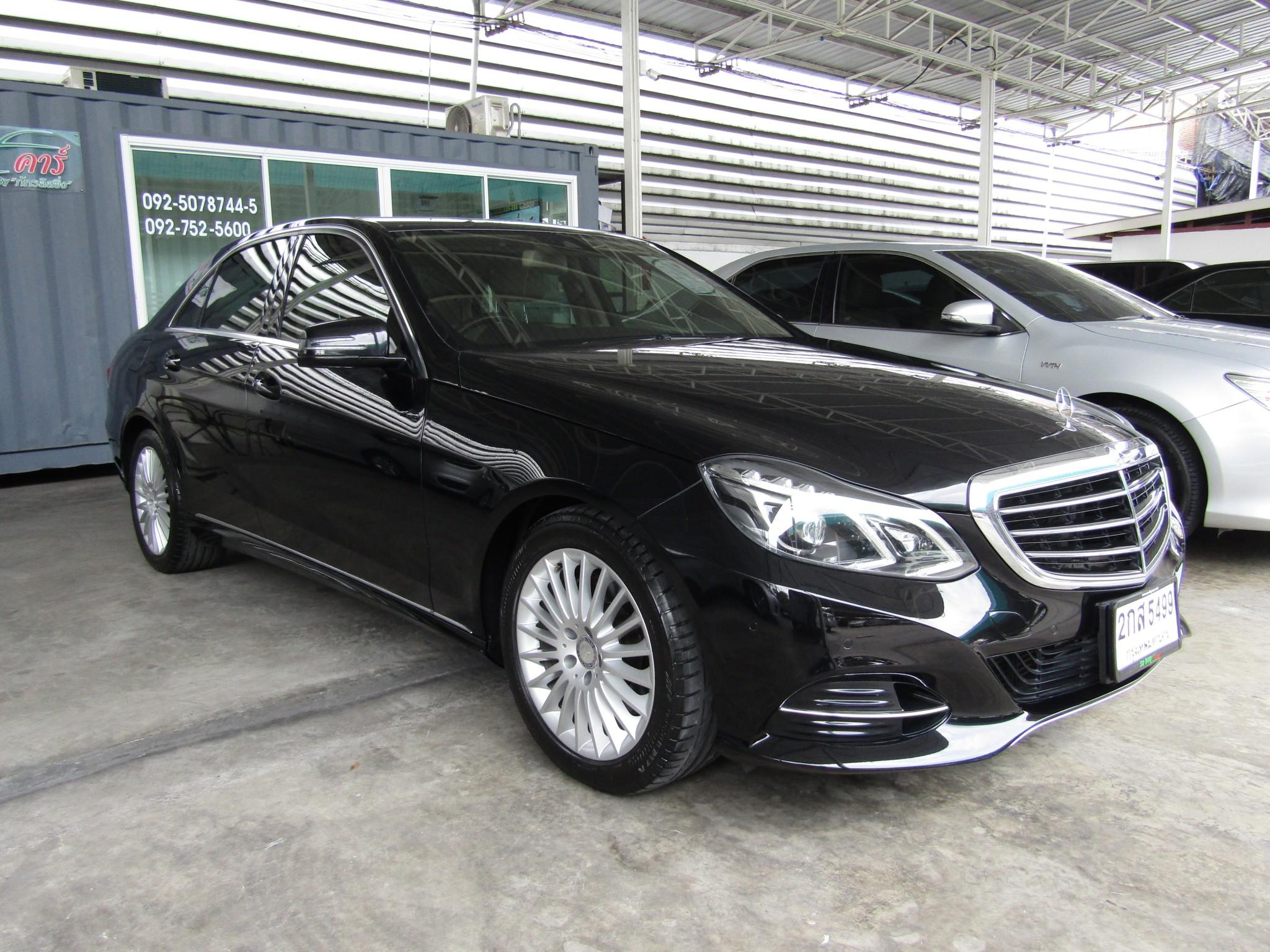 Mercedes-Benz (127,xxx) E300  BlueTEC HYBRID EXECUTIVE FACELI