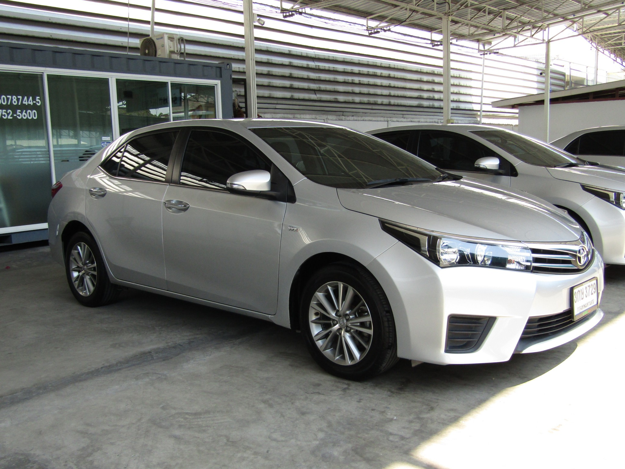 Toyota Corolla Altis  (98,xxx) G 1.6 AT Sedan