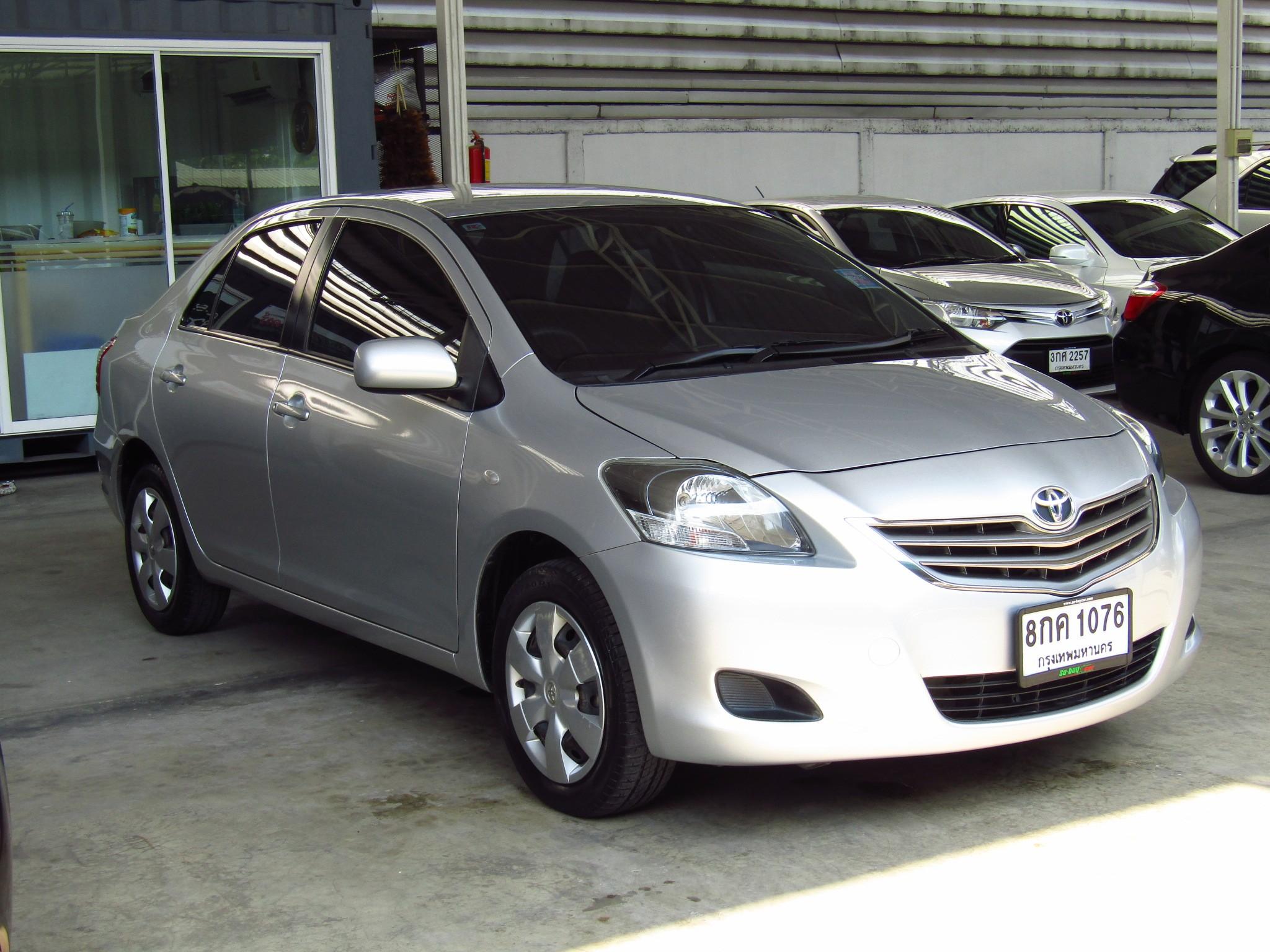 Toyota Vios 1.5J (93,xxx)  AT Sedan