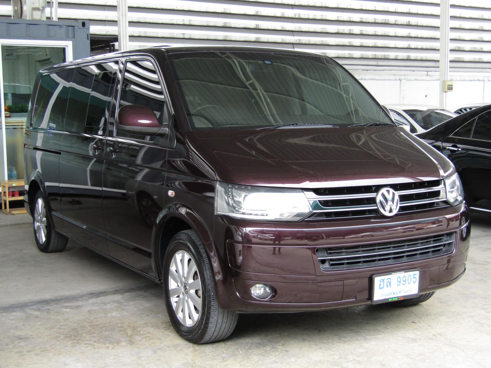 Volkswagen Caravelle 2.0 (99,xxx) TDi Van AT
