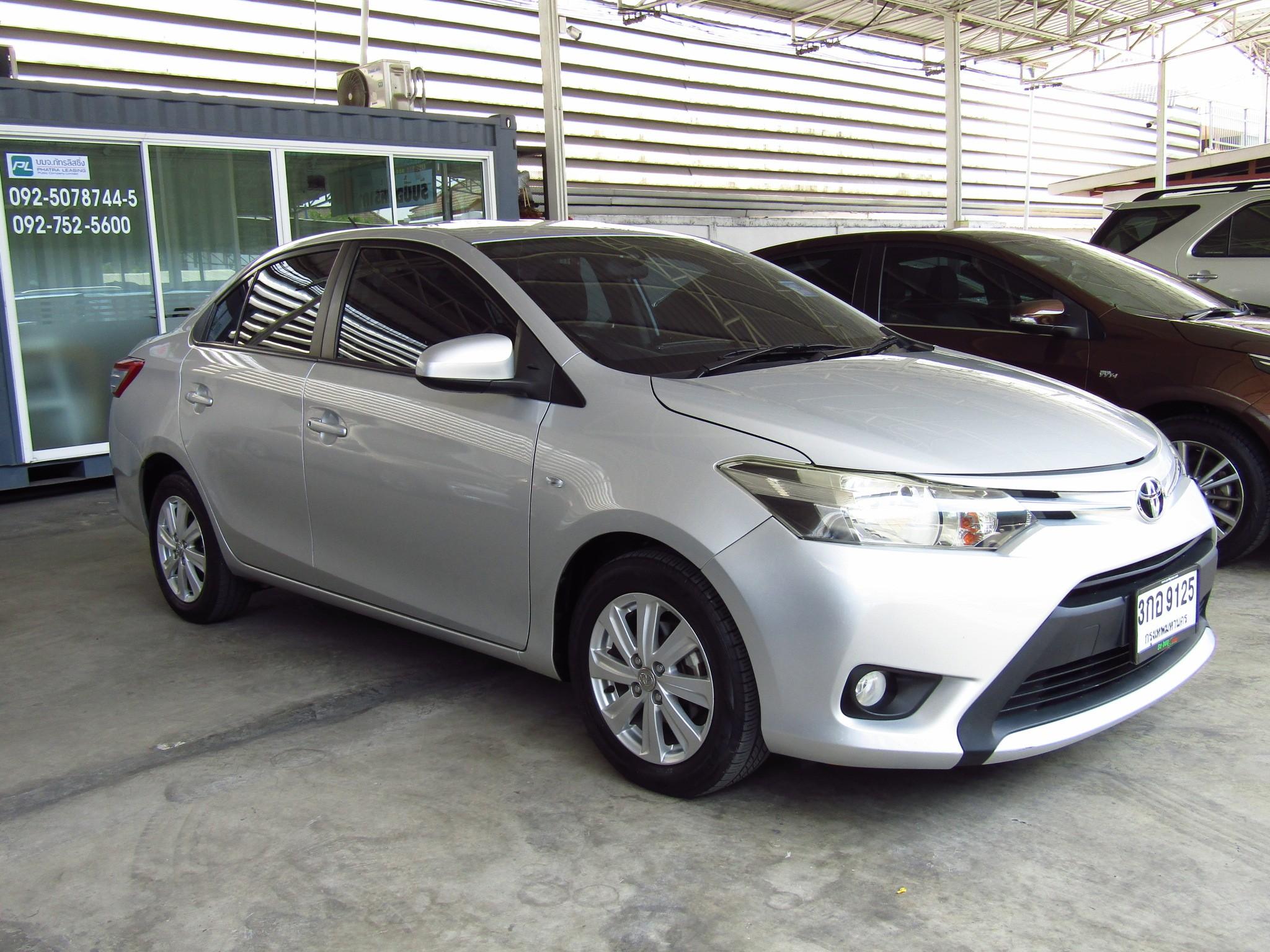 Toyota Vios 1.5 E (99,xxx)  AT Sedan