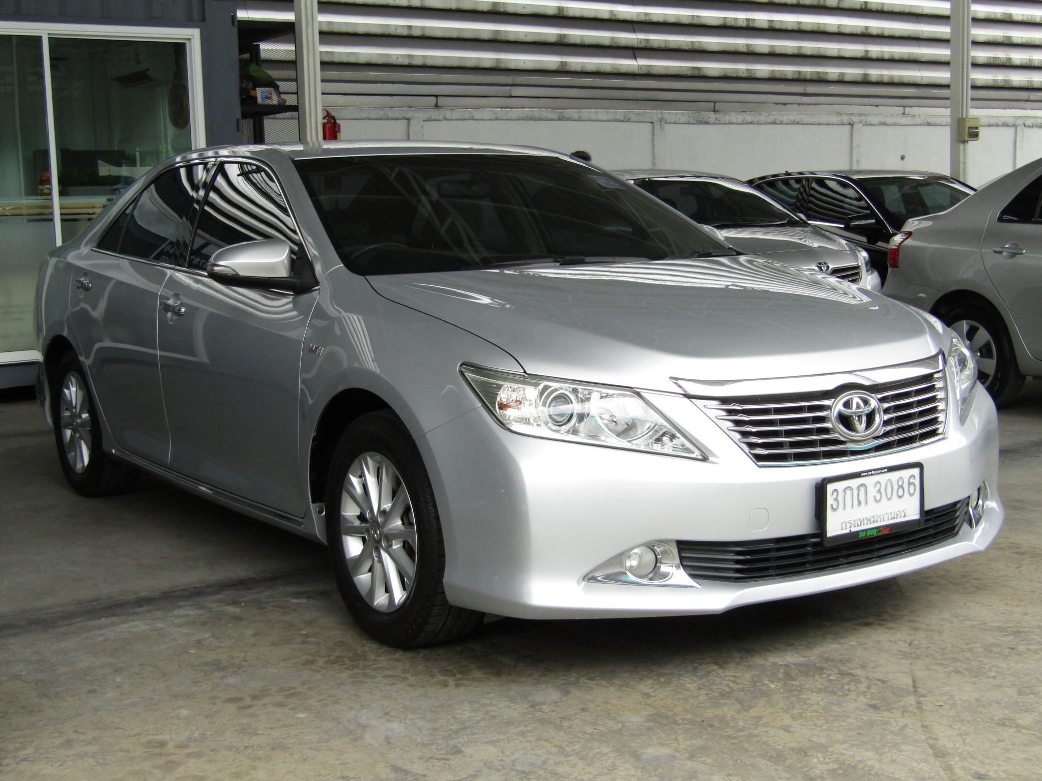 Toyota Camry 2.0 (80,xxx) G Sedan AT