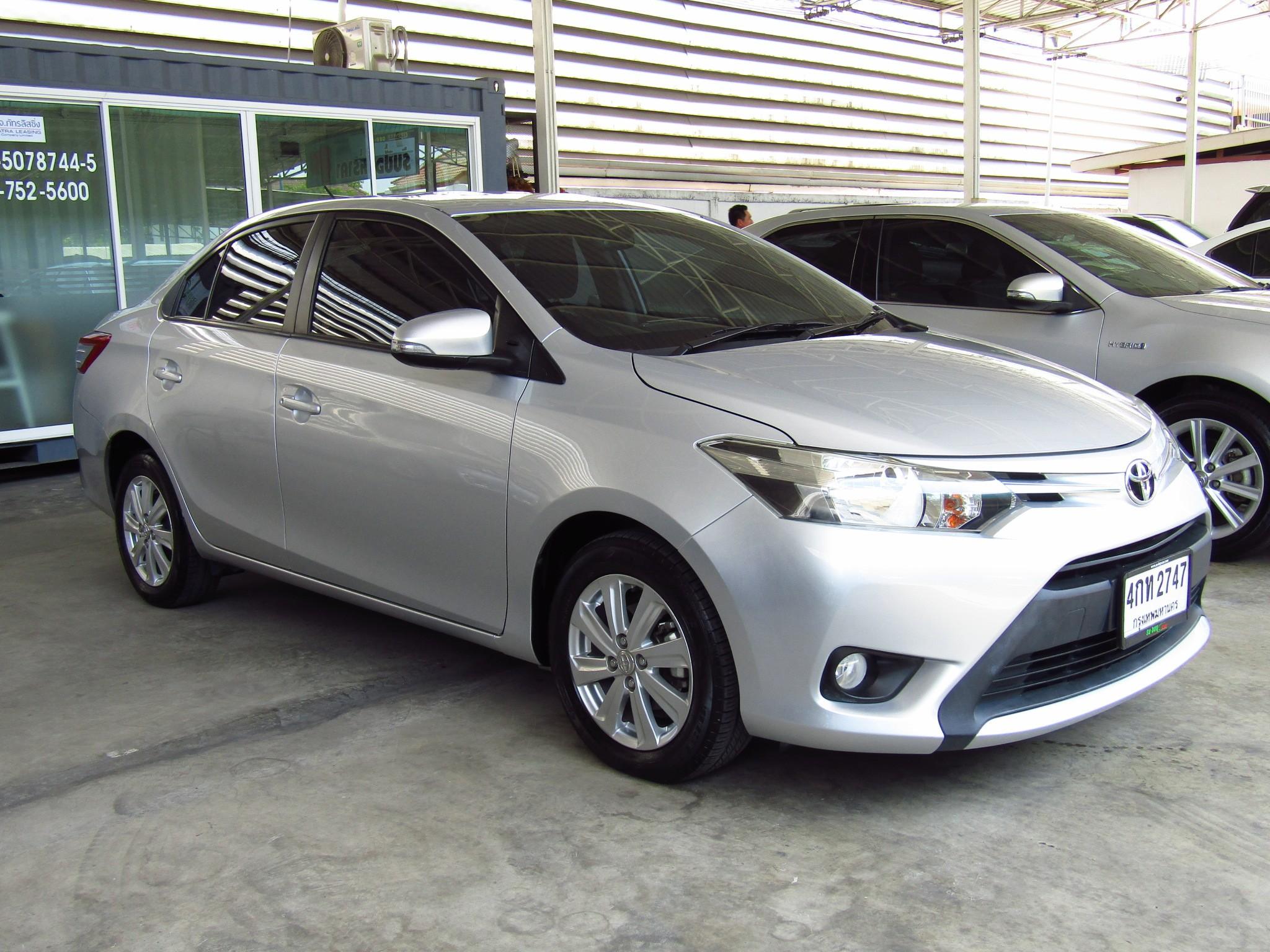 Toyota Vios 1.5 E (90,xxx)  AT Sedan