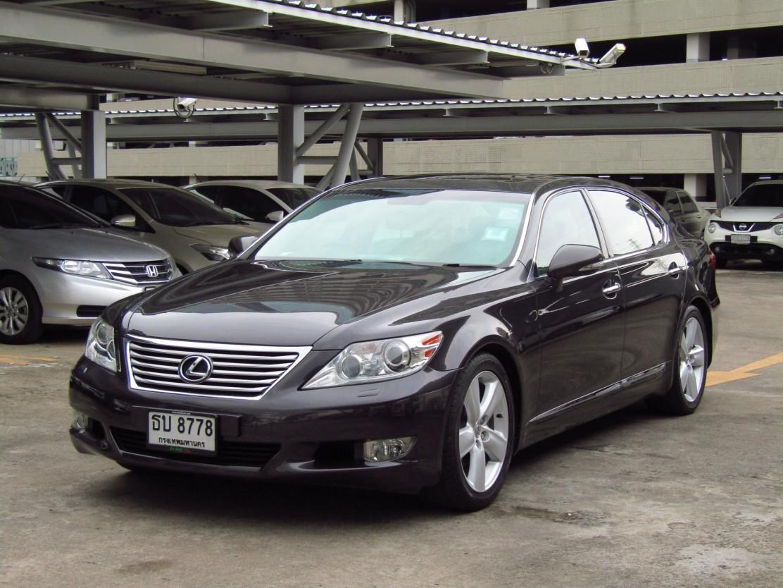LEXUS LS (70,xxx) 460 L AT Sedan