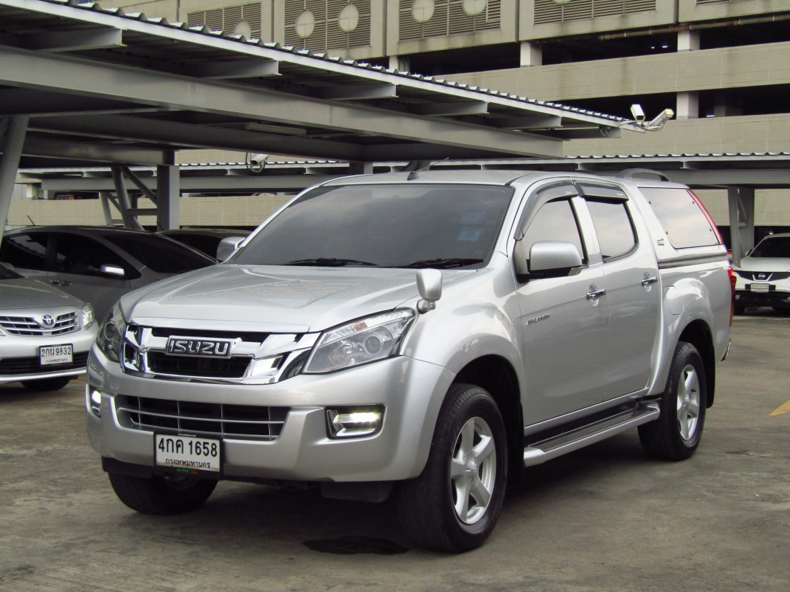 Isuzu ALL NEW D-MAX (76,xxx) CREW HR 2.5 VGS Z A/T