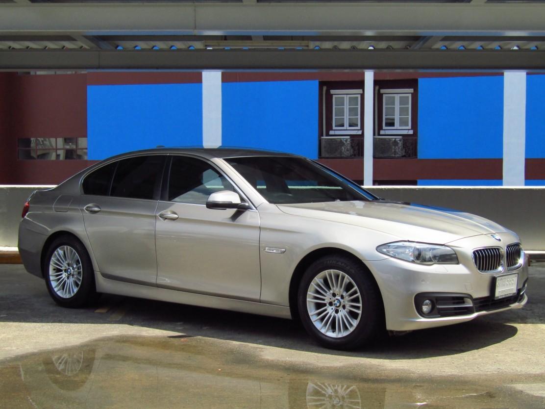 BMW 520D  (131,xxx) LCI