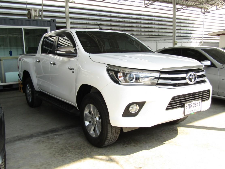 Toyota Hilux Revo (117,xxx) 2.8 DOUBLE CAB G Pickup MT