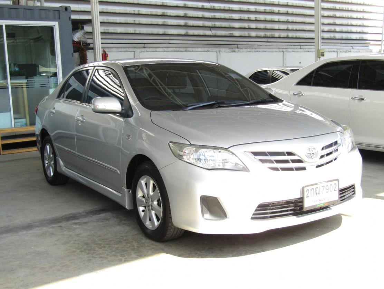 Toyota Corolla Altis  (115,xxx) G 1.6 AT Sedan