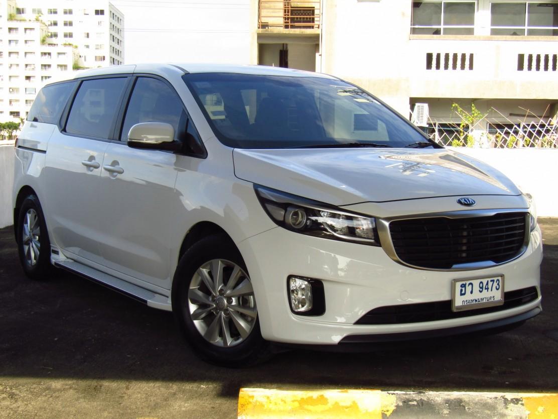 KIA GRAND (82,xxx) CARNIVAL LX AT Sedan (ผ่อน 19,530บาท*60เดือน)