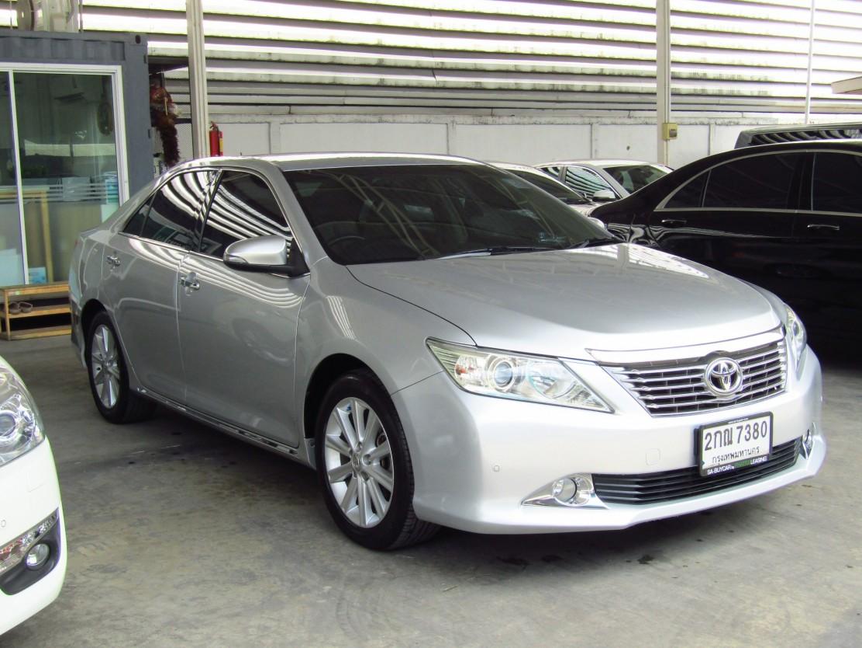 Toyota Camry 2.5 (103,xxx) G Sedan AT  (ผ่อน 13,548บาท*48เดือน)