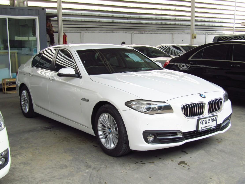 BMW 520D  (114,xxx) LCI  AT Sedan (ผ่อน 32,191บาท*48เดือน)