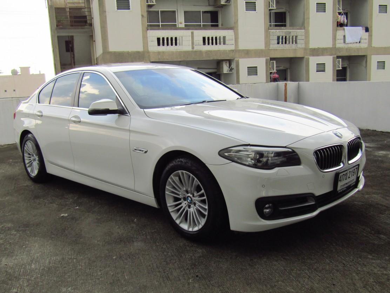 BMW 520D  (118,xxx) LCI  AT Sedan (ผ่อน 29,805บาท*48เดือน)