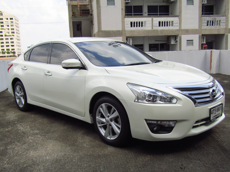 NISSAN ALL NEW TEANA (68,xxx)  2.0 XL Sedan AT (ผ่อน 14,799 บาท*48เดือน)