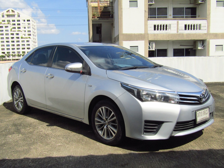 Toyota Corolla Altis  (147,xxx) G 1.6 AT Sedan (ผ่อน 6,090 บาท*60เดือน)