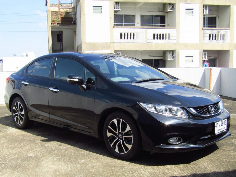Honda Civic (47,xxx) 1.8 E-A  AT Sedan (ผ่อน 12,274บาท*48เดือน)