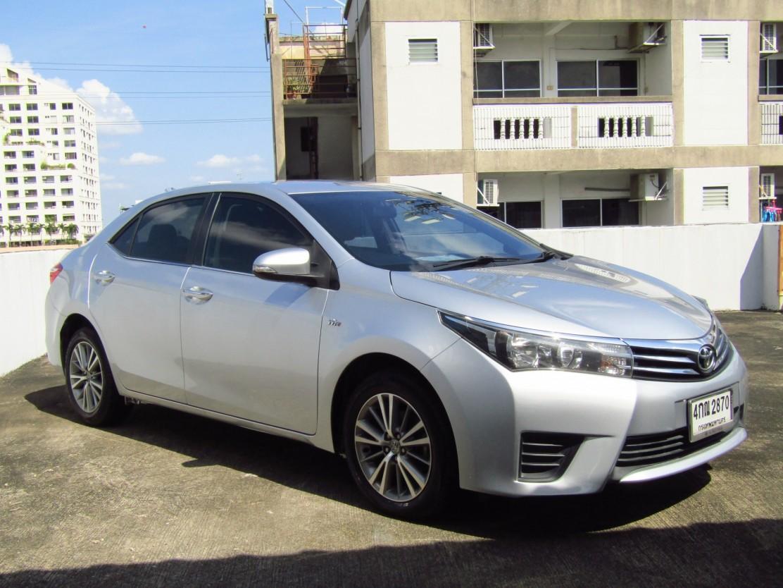 Toyota Corolla Altis  (141,xxx) G 1.6 AT Sedan (ผ่อน 6,420 บาท*60เดือน)
