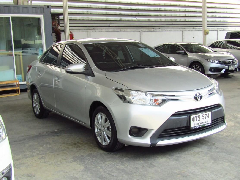 TOYOTA VIOS  (75,xxx) 1.5 E  AT Sedan  (ผ่อน 5,770 บาท*60เดือน)
