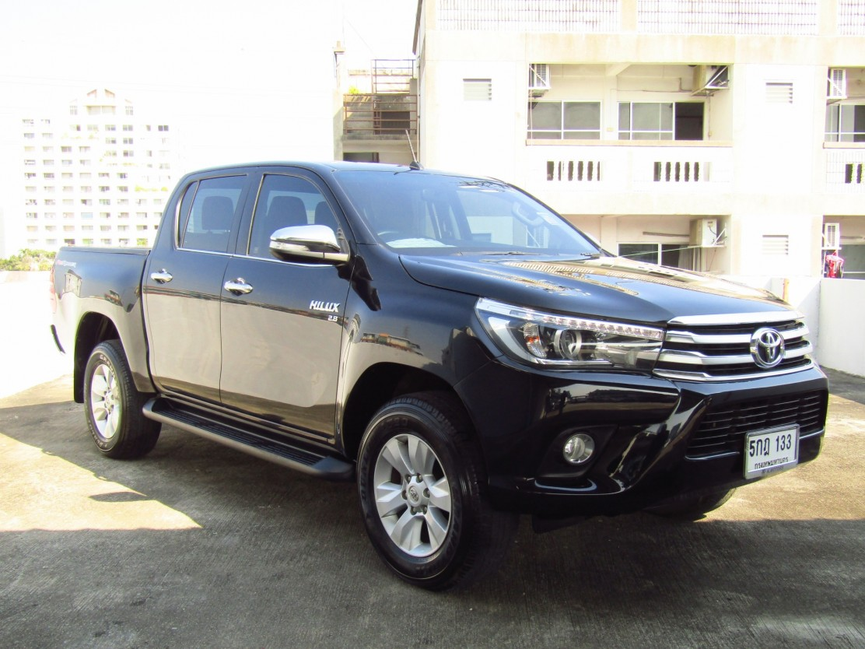 Toyota Hilux Revo (107,xxx) 2.8 DOUBLE CAB Prerunner G Pickup AT