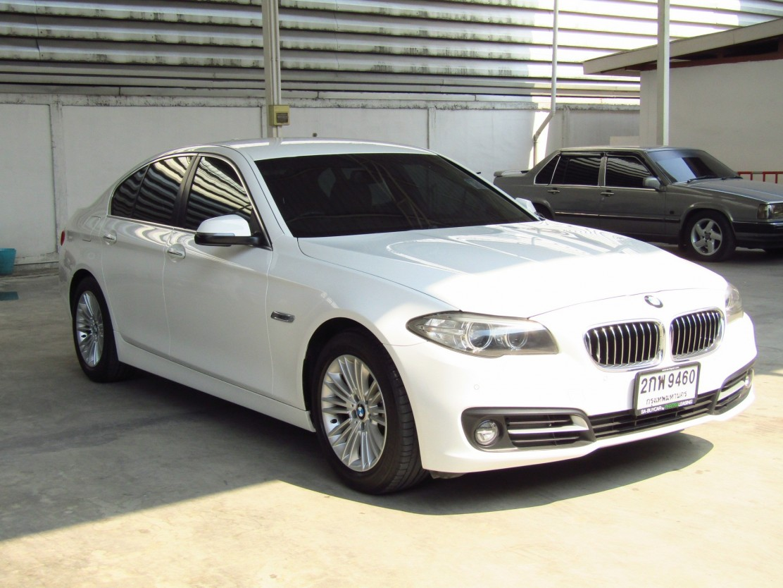 BMW 520D 2.0 (LCL) (91,xxx) Sedan AT