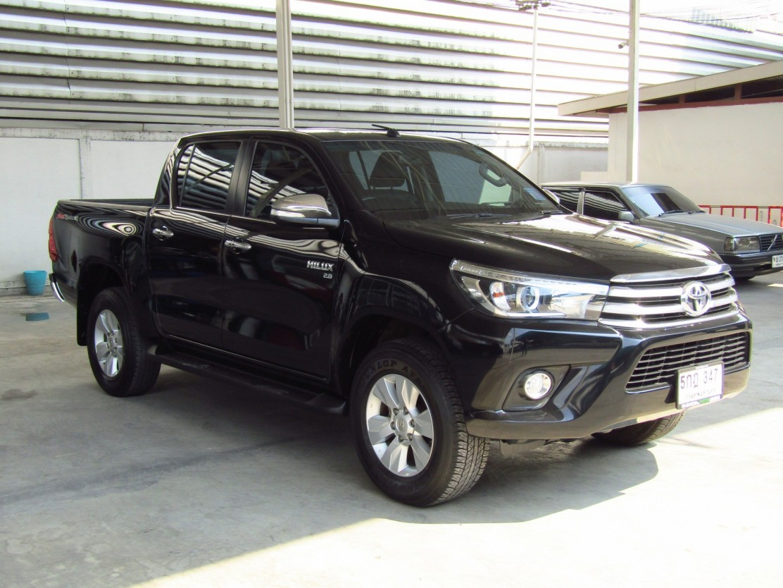 Toyota Hilux Revo 2.8 (153,xxx) DOUBLE CAB Prerunner G Pickup AT (ผ่อน 9,880 บาท / 60 งวด)