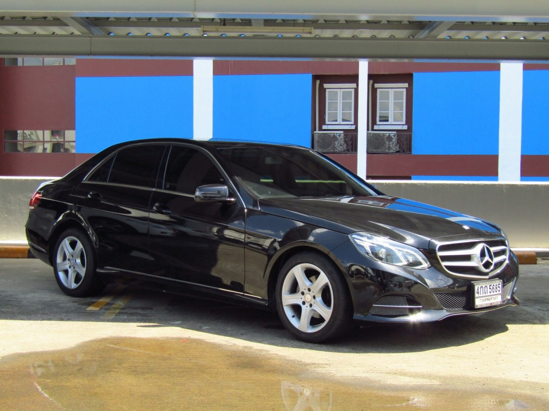 MERCEDES BENZ E200 (177,xxx) AVANTGARDE FACELIFT (CKD)