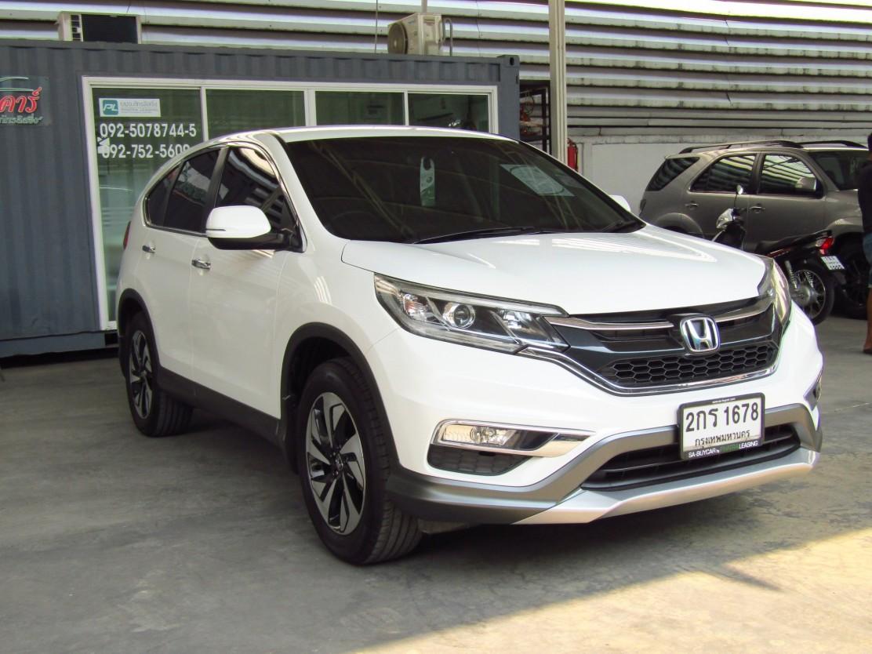 Honda CR-V 2.4 (73,xxx) EL SUV AT