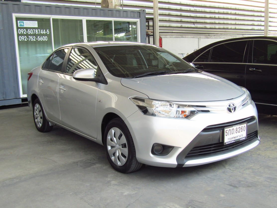 Toyota Vios 1.5 (88,xxx) J Sedan AT