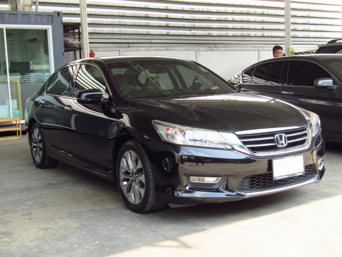 HONDA ACCORD (107,xxx) 2.4 EL (CBL/CPF)