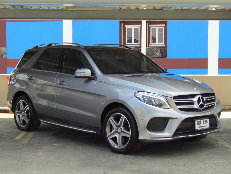 Mercedes-Benz GLE250 (242,xxx) 2.1 W166d 4MATIC AMG Dynamic 4WD SUV (ไม่รวมทะเบียน)