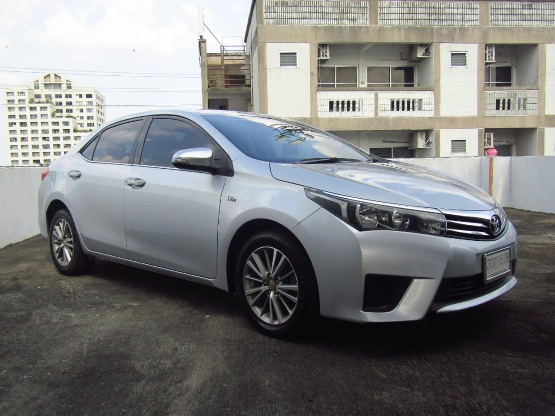 Toyota Corolla Altis  (146,xxx) G 1.6 AT Sedan (ผ่อน 6,090 บาท*60เดือน)