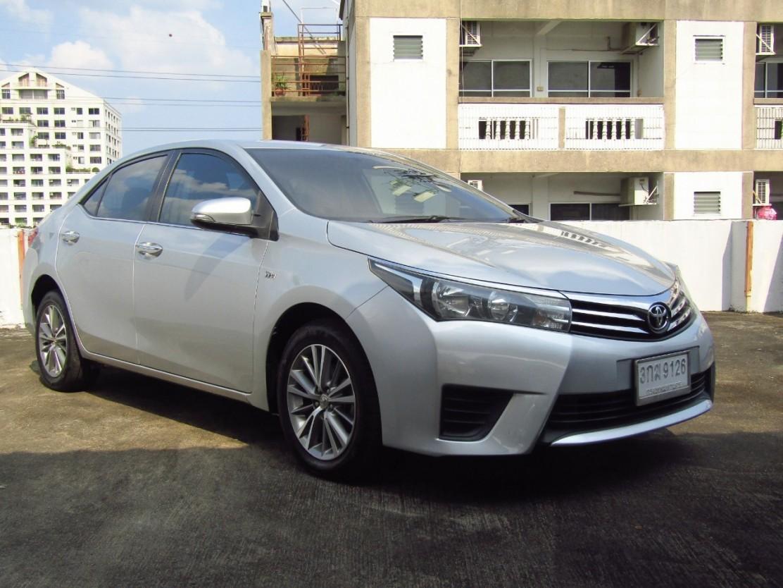 Toyota Corolla Altis  (142,xxx) G 1.6 AT Sedan (ผ่อน 6,090 บาท*60เดือน)