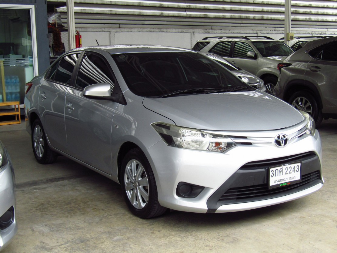 Toyota Vios 1.5 E (75,xxx)  AT Sedan