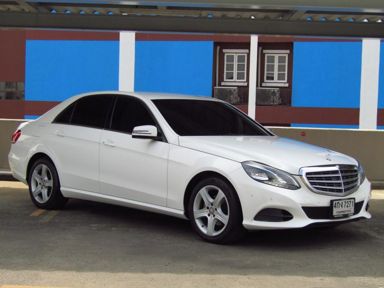 Mercedes-Benz (162,xxx) E200 EXECUTIVE FACELIFT (CKD)