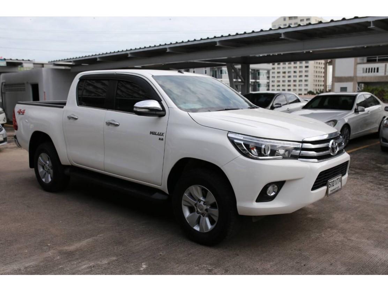 Toyota Hilux (11x,xxx) REVO  DOUBLECAB 2.8G 4WD MT