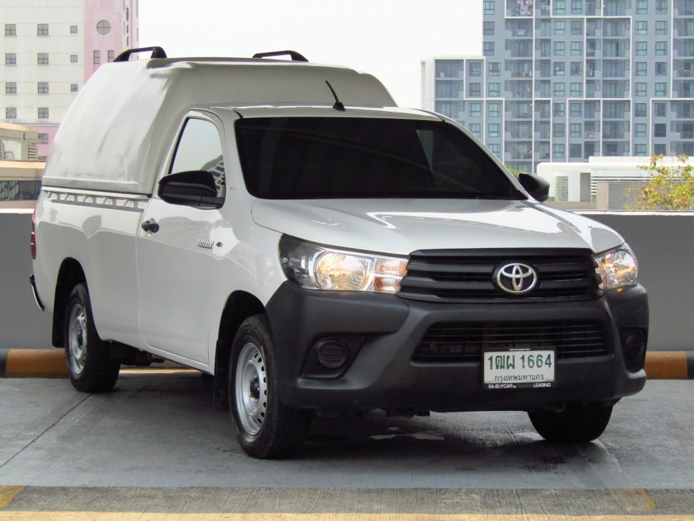 TOYOTA HILUX REVO (212,xxx) Standard Cab 2.4J