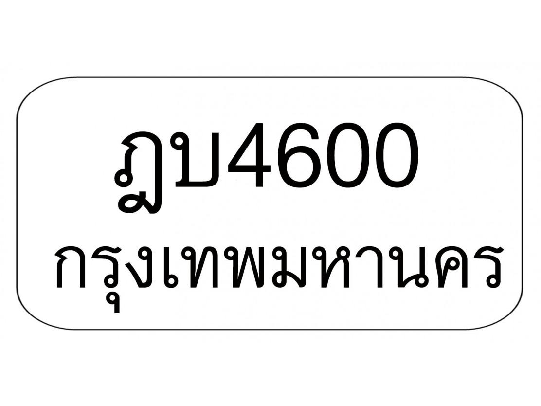ฎบ4600