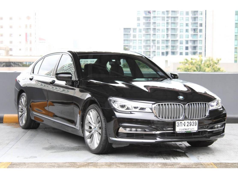 BMW 740Li Pure Excellence (G12) (CBU)  (103,xxx)