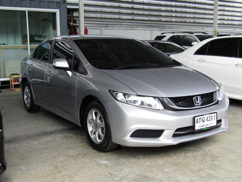 Honda Civic  (116,xxx) S 1.8 AT Sedan
