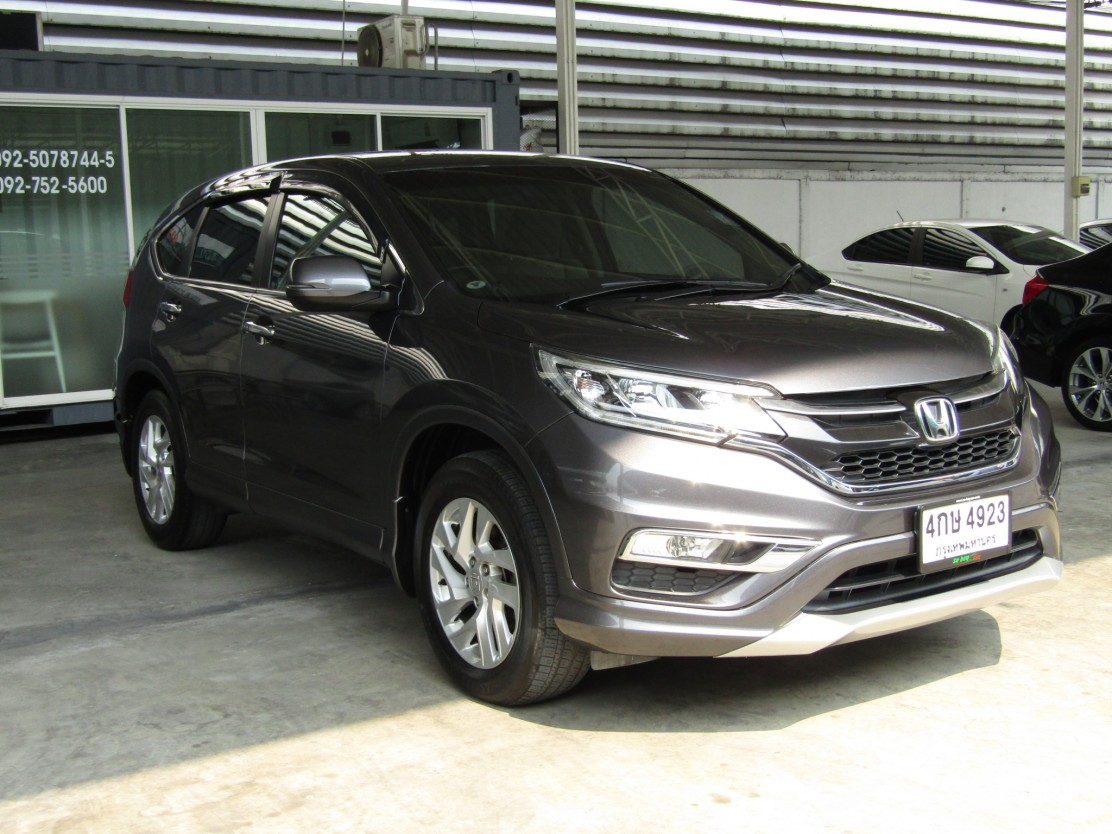 honda CR-V (107,xxx) 2.0 E 4WD AT Sedan