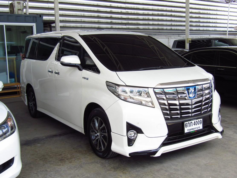 Toyota Alphard (116,xxx) 2.5  Hybrid AT Sedan