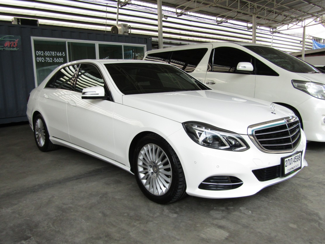 Mercedes-Benz (82,xxx) E300  BlueTEC HYBRID EXECUTIVE FACELI