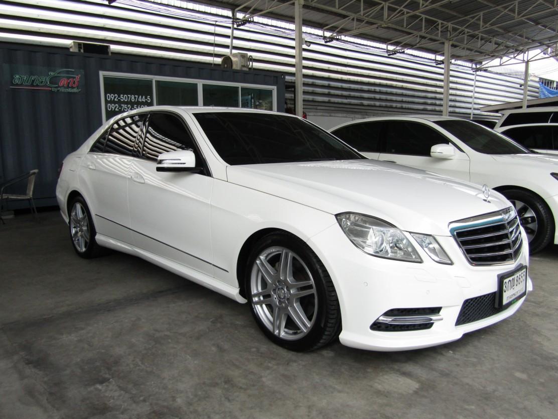 Mercedes-Benz E250 (144,xxx)  BlueEFFICIENCY 1.8 W212  Avantgarde SPORT AMG Sedan AT