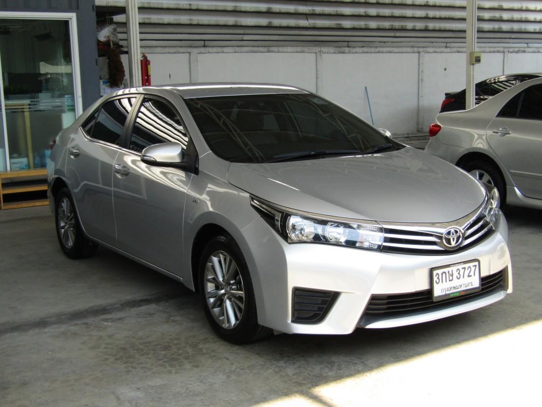 Toyota Corolla Altis  (92,xxx) G 1.6 AT Sedan
