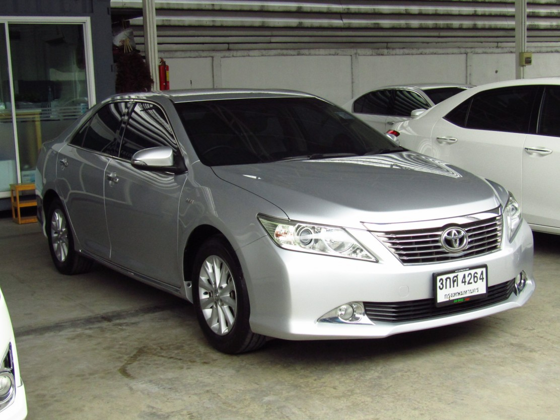 Toyota Camry 2.0 (85,xxx) G Sedan AT