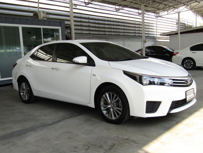 Toyota Corolla Altis  (66,xxx) G 1.6 AT Sedan